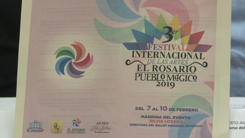 Festival Internacional de las Artes en El Rosario Sinaloa