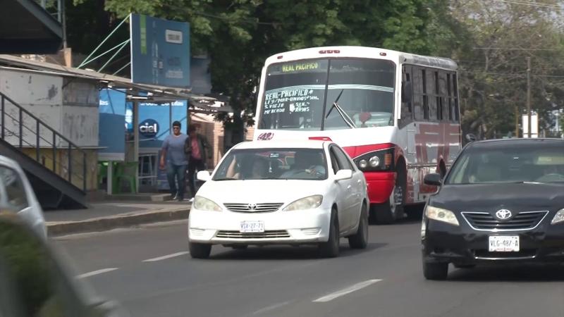 Operarán nuevos camiones urbanos en Mazatlán