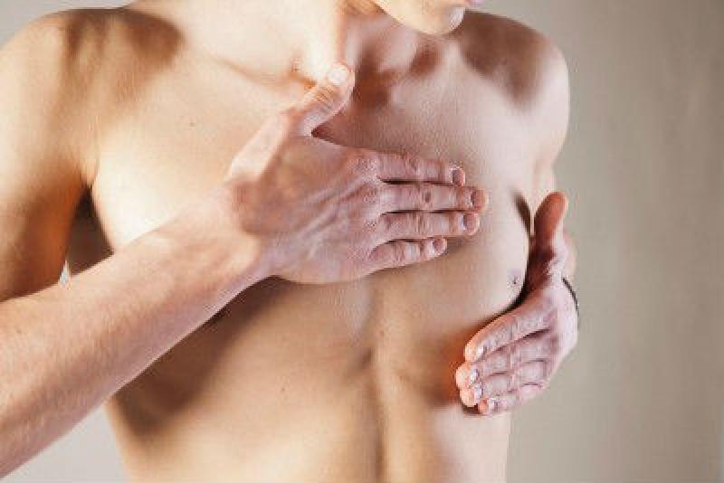 Cáncer de mama un mal que también afecta a los hombres