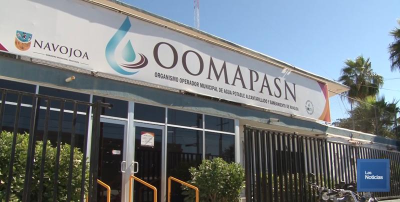 En Navojoa, trabajan para ofrecer servicio de agua en calidad y cantidad