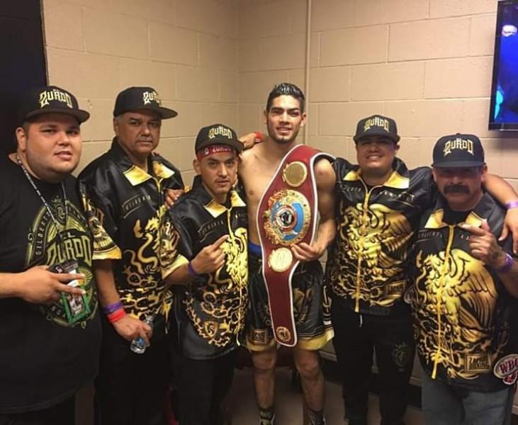 """El """"Zurdo"""" y Zapari Boxing culminan relación laboral"""
