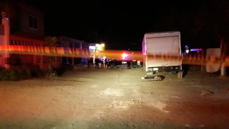 Asesinan a soldador  en la Toledo Corro