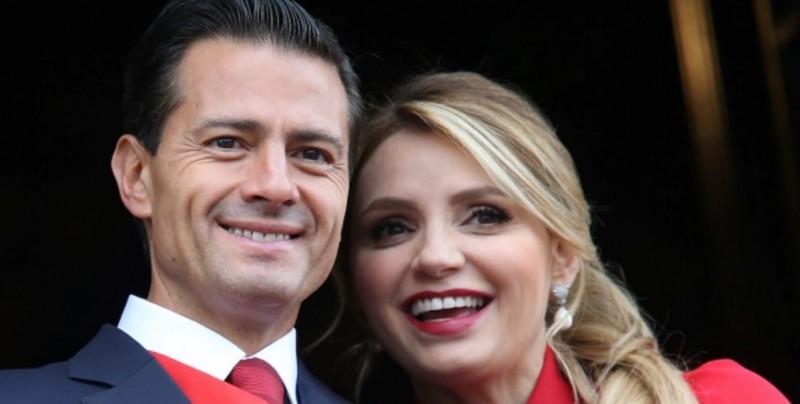 Revista asegura que EPN y Angélica Rivera se separaron en diciembre