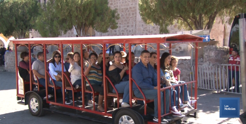 En Álamos, se incrementan paseos en carros turísticos