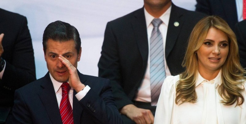 Angélica Rivera confirma su divorcio de Enrique Peña Nieto