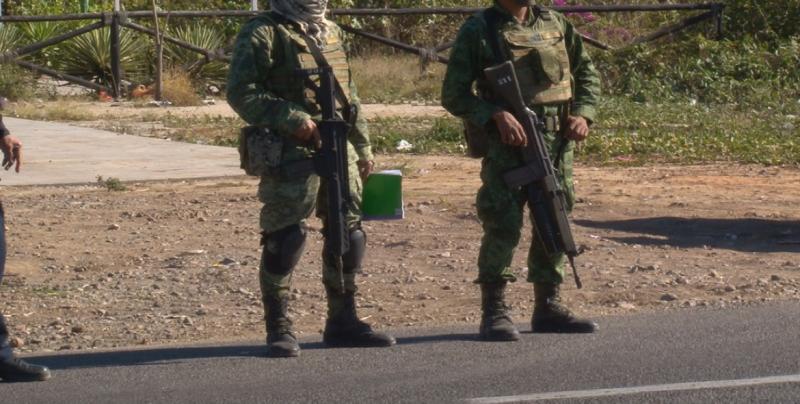 Se debe atacar el armamentismo en Sinaloa