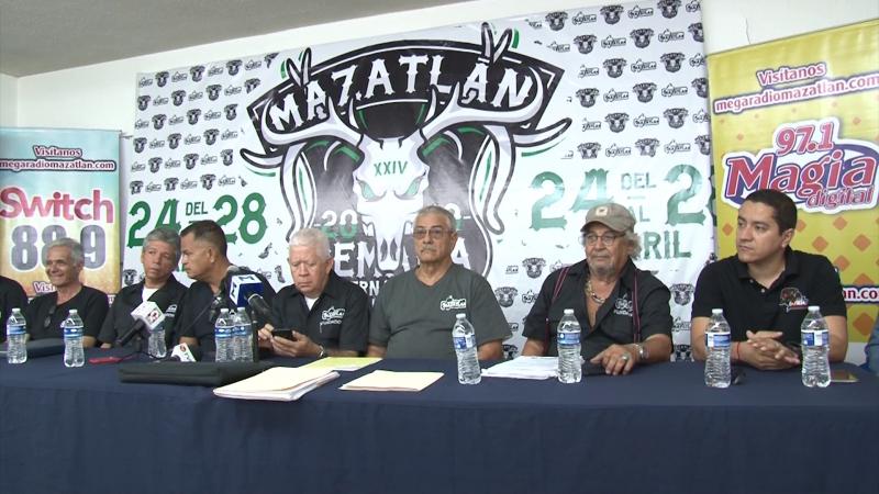 Nueva mesa directiva Motoclub Mazatlán