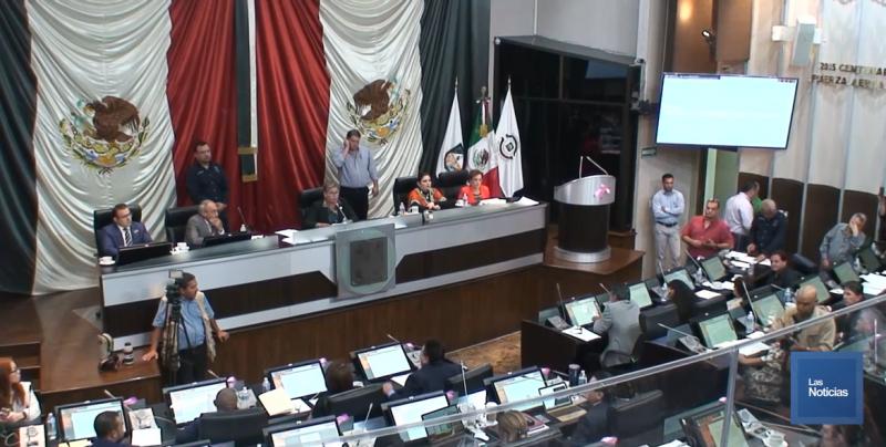 Diputado denuncia intromisión en el trabajo legislativo