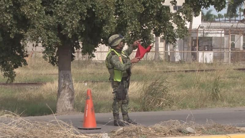 Apoyo de fuerzas federales está bajando índices de violencia en Sinaloa: SSPE