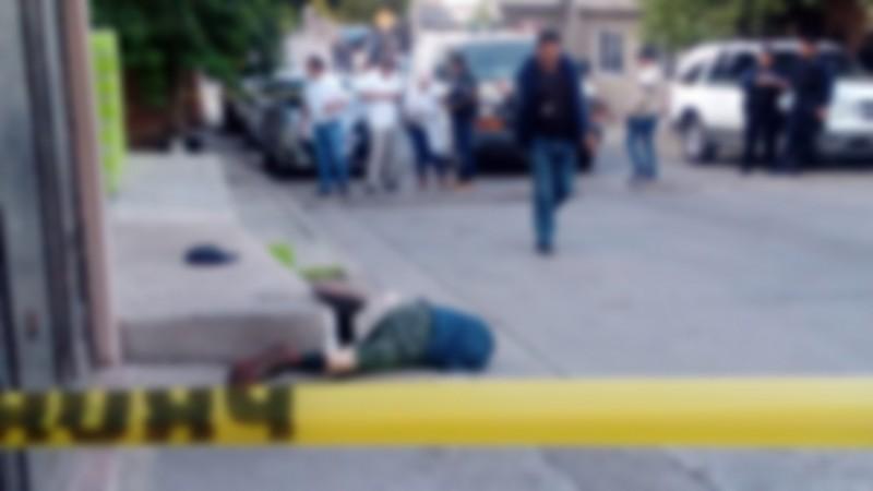 Asesinan a empleado del Ayuntamiento de Culiacán