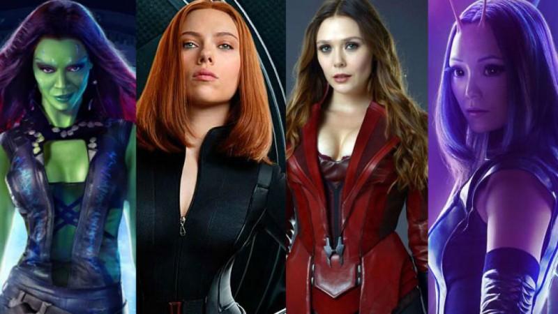 Estos son los súperhéroes más sexis de Marvel