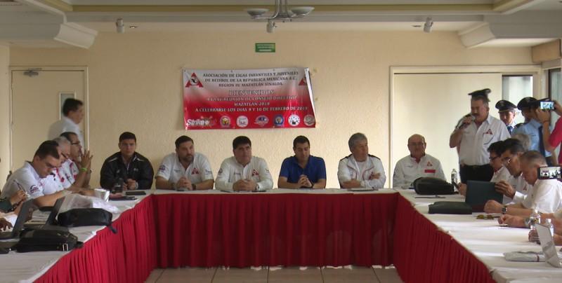 Se desarrolla la Reunión Nacional de béisbol de la Asociación