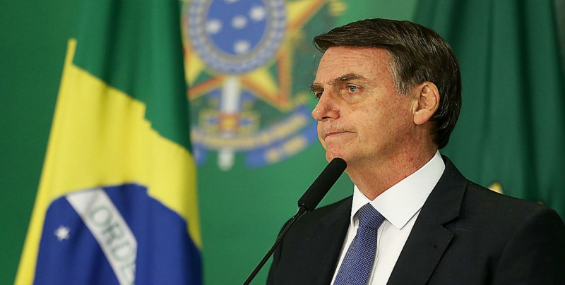 Bolsonaro lamenta la muerte de reconocido periodista en accidente aéreo