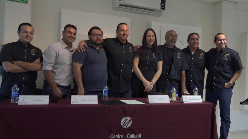 Artistas locales realizan alianza con empresa de salud