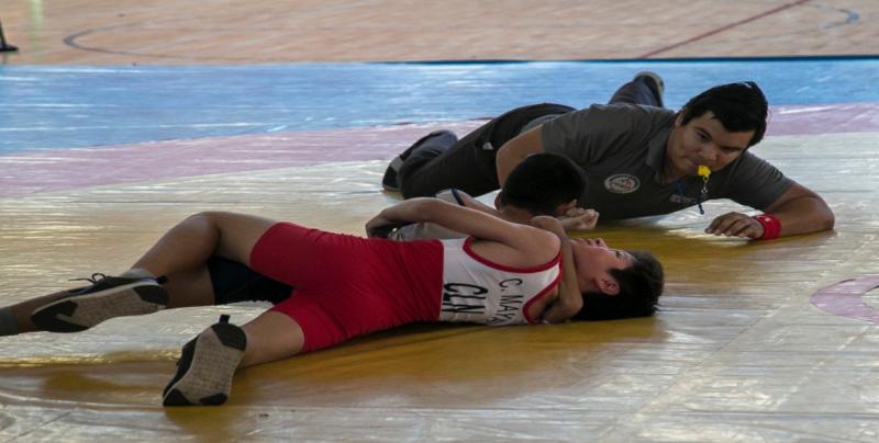 Guasave domina en la Olimpiada Estatal de Luchas Asociadas