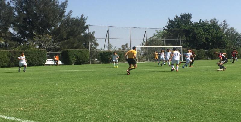 Cortan racha a Las Águilas de la UAS en Tercera División de Futbol