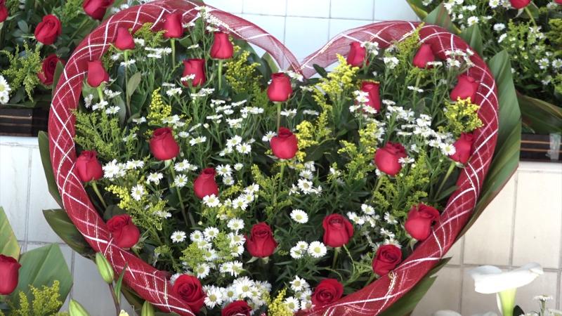 Se incrementa la venta de apartado de arreglos florales para este 14 de febrero