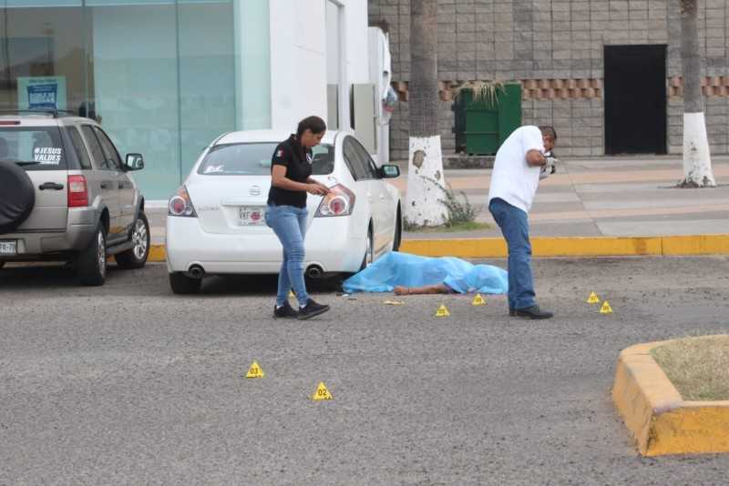 Asesinan a un hombre en Isla Musala
