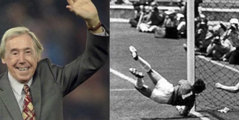 Falleció el legendario portero inglés Gordon Banks a los 81 años