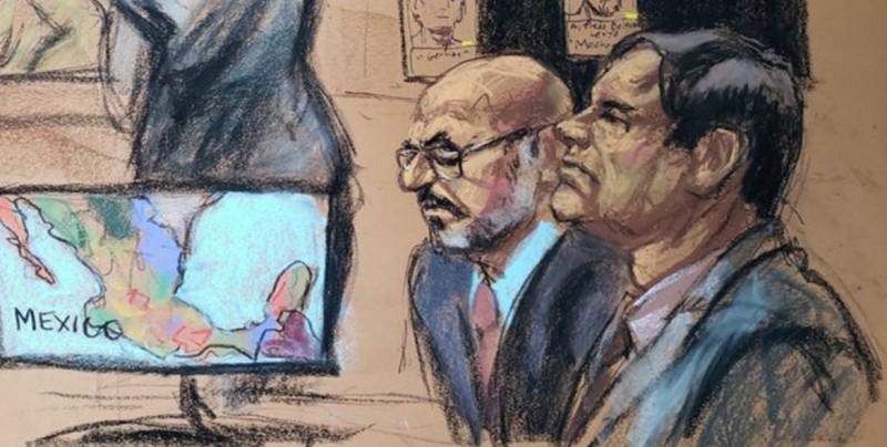 Las 5 declaraciones más fuertes en el juicio de 'El Chapo'