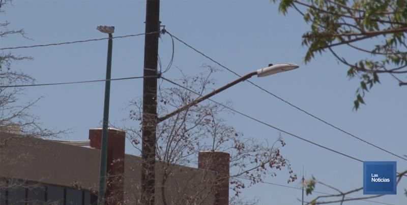 En Navojoa, se contabilizan más de 7 mil lámparas, muchas de ellas dañadas