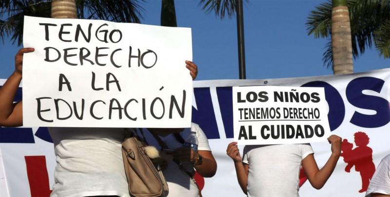 El recorte en el presupuesto para guarderías desata polémica en México