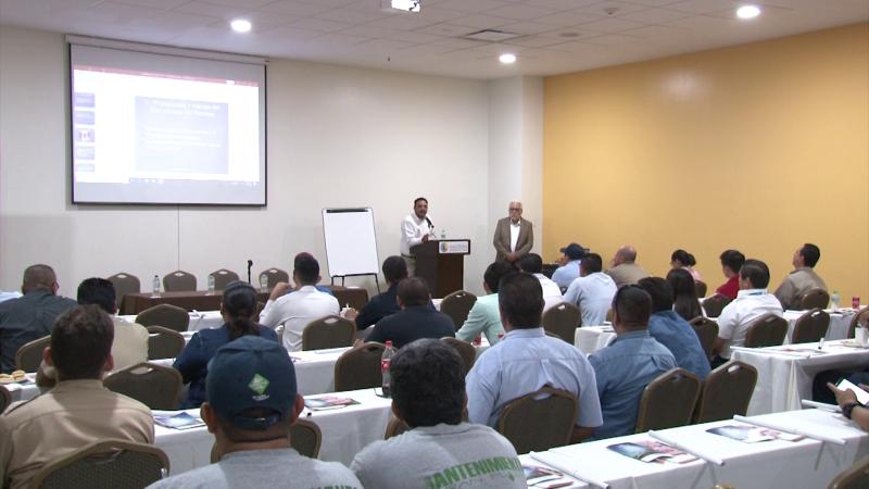 Gaspasa realiza conferencia de capacitación sobre gas LP