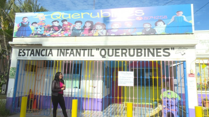 Madres de familia rechazan eliminación de apoyo a estancias