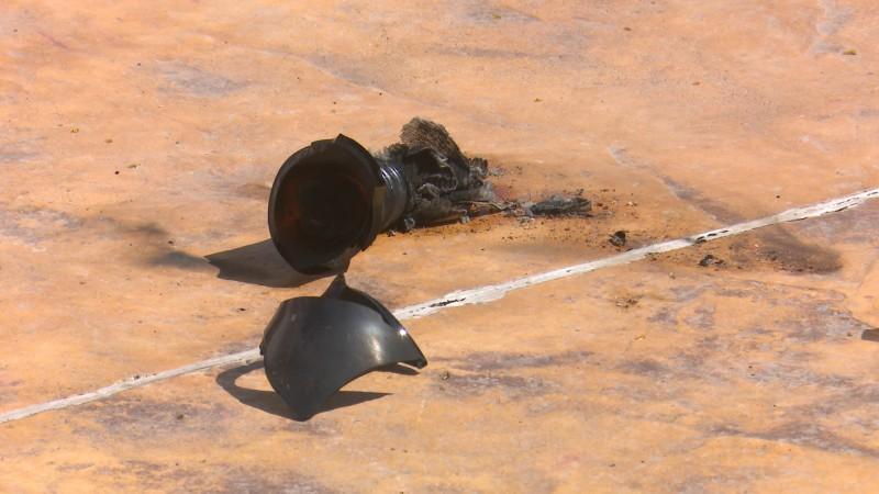 Estalla bomba de fabricación casera al interior de la UAIS