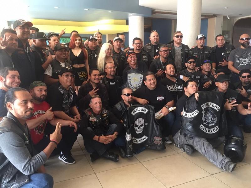 Motoclub Mazatlán asegura que no está en riesgo la Legendaria Semana de la Moto