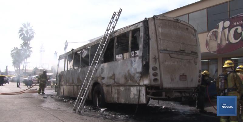 Mantenimiento del motor evitará incendio en vehículos: bomberos de Cajeme