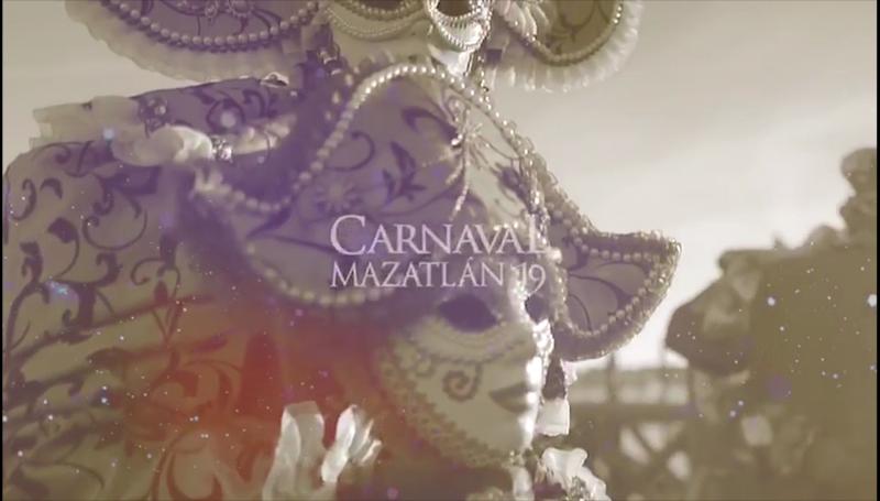 """Regresará el """"Lunes de mascaritas"""" al Carnaval Mazatlán 2019"""