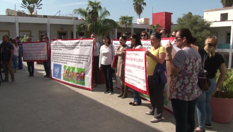 Estancias infantiles piden apoyo al Alcalde de Mazatlán
