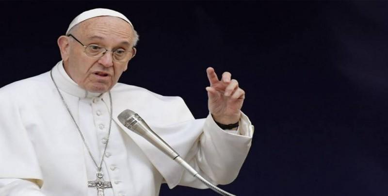 El papa dice que pueblos indígenas son un grito viviente a favor de esperanza