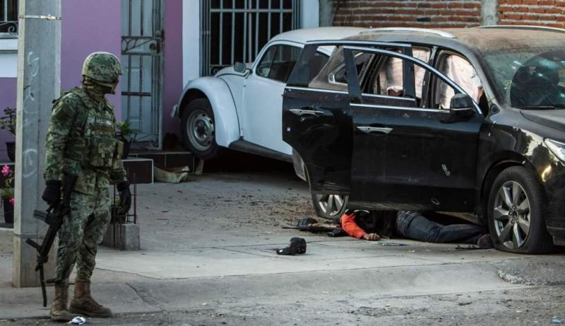 Dos ciudades de Sinaloa se encuentran entre las mas violentas del mundo