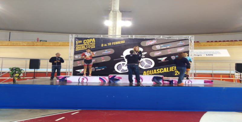 19 Medallas gana Sinaloa en Copa Federación de Ciclismo