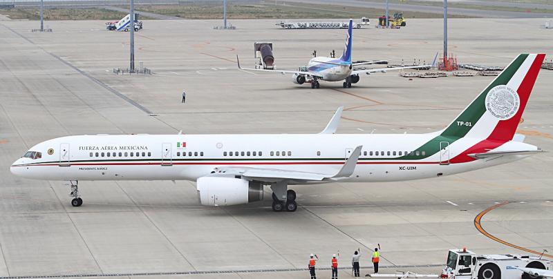 ¿Qué fue del carísimo avión presidencial de EPN?