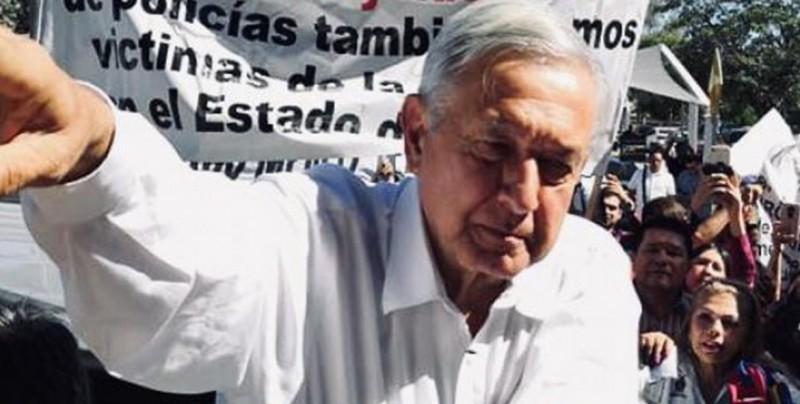 Llega el Presidente López Obrador a Sinaloa