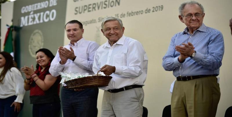 """El presidente mexicano pide no """"estigmatizar"""" el pueblo del """"Chapo"""" Guzmán"""