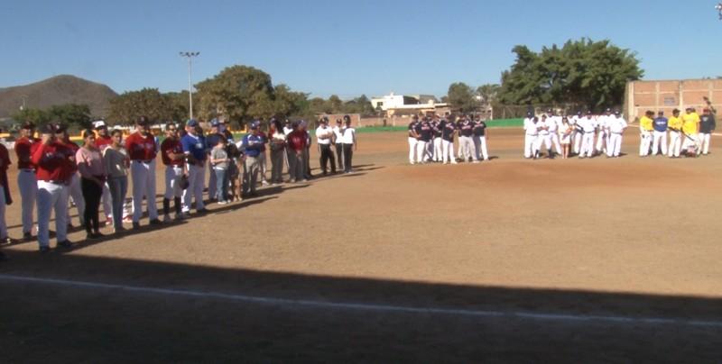 Inauguran Liga Intermedicos de Beisbol