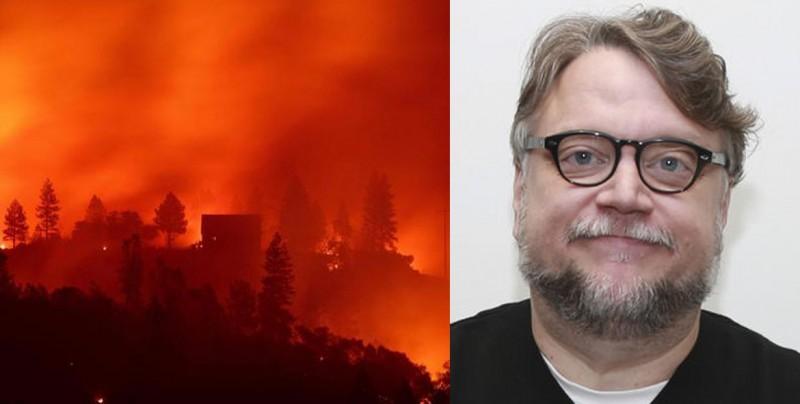 Posponen exposición de Guillermo del Toro en México por culpa de un incendio