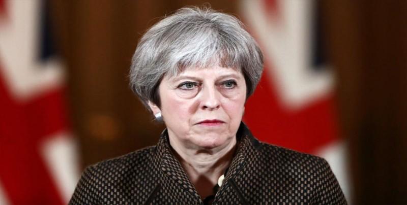 """Theresa May no ceja en su empeño de sellar un """"brexit"""" consensuado con la UE"""