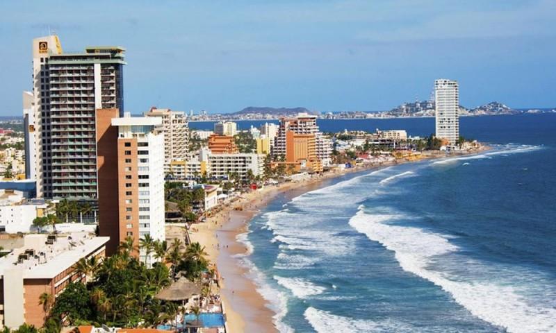 Realizaron operativo de revisiones en zona turística de Mazatlán