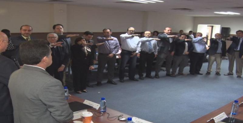 Rinden protesta integrantes del Consejo Editorial UAS