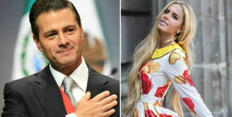 Tania Ruiz habla por primera vez de su relación con Peña Nieto
