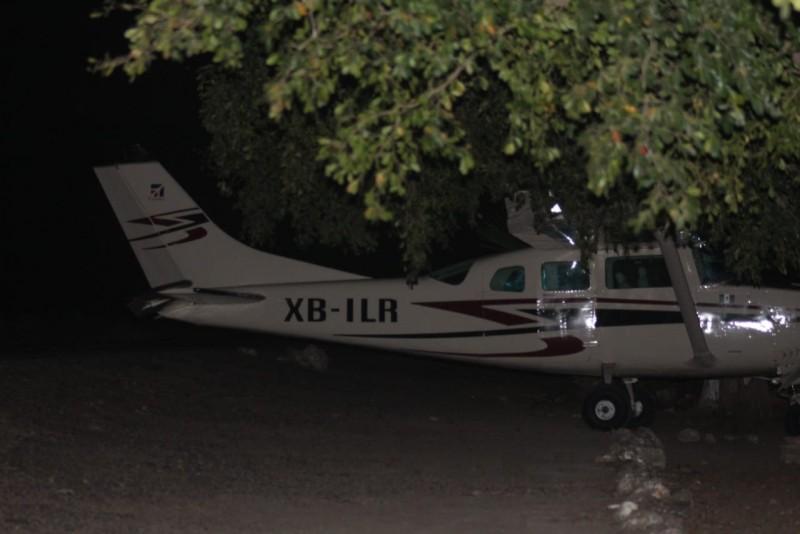 Los videos de la persecución de la avioneta en Guasave