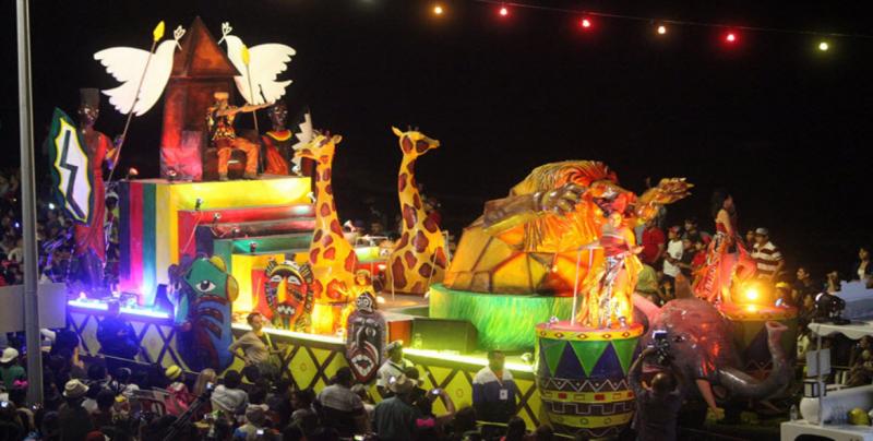 Carnaval, para dejar el mal humor