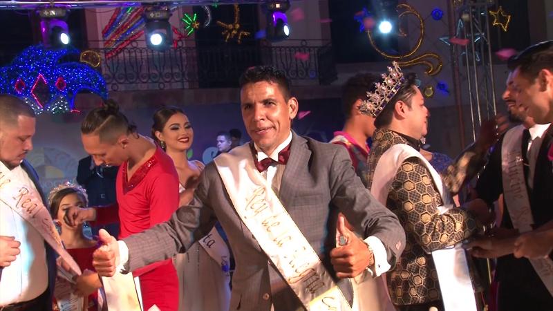 No renunciará a la corona rey del carnaval 2019
