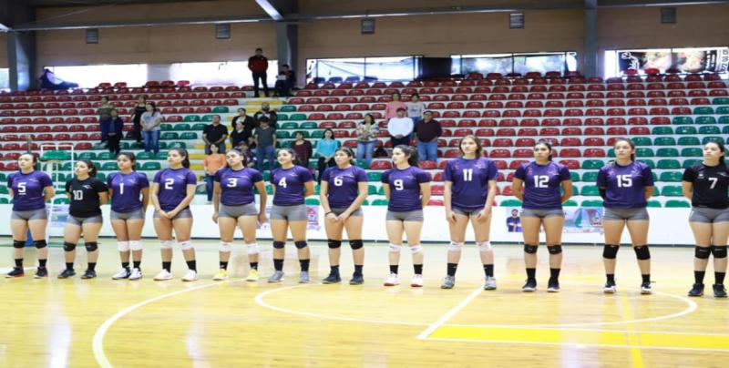 Águilas UAS y UANL dividen triunfos en la Liga Mexicana de Volibol