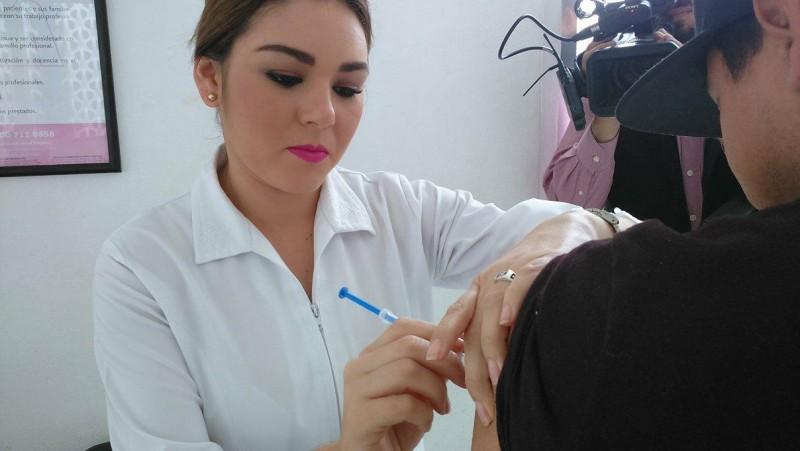 Se protege la población contra la influenza: Santiago Ávila